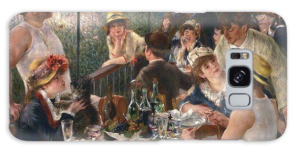 Luncheon Of The Boating Party By Renoir Galaxy Case