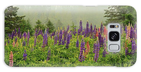 Lupins In The Mist Galaxy Case