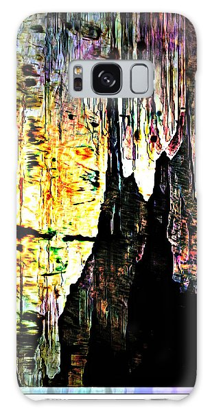Luray Cavern Abstract 2 Galaxy Case