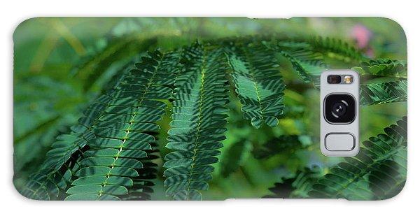 Lush Foliage Galaxy Case