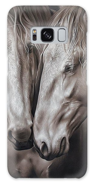 Lusitano Pair Galaxy Case
