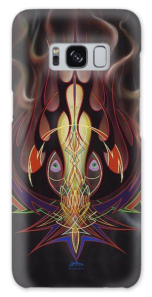 Lust Galaxy Case by Alan Johnson