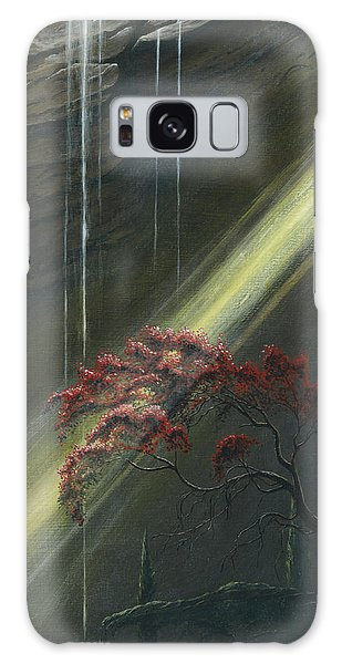 Galaxy Case featuring the painting Luthien Finds Beren by Kip Rasmussen
