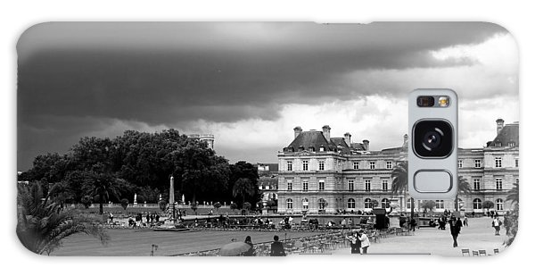 Luxembourg Gardens 2bw Galaxy Case