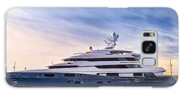 Motor Yacht Galaxy Case - Luxury Yacht by Elena Elisseeva