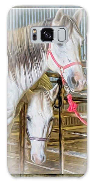 Lvha_ Digital Art Painting #1 Galaxy Case