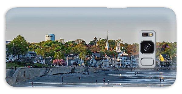 Lynn Waterfront Swampscott Water Tower Lynn Ma Galaxy Case