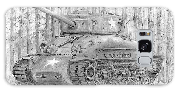M-4 Sherman Tank Galaxy Case