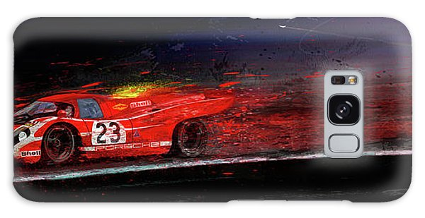 M Mcfly Racing Galaxy Case