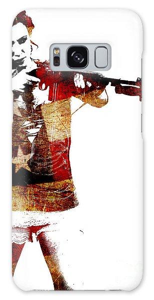 M1 Carbine And Bayonet Galaxy Case