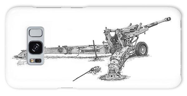 M198 Howitzer - Standard Size Prints Galaxy Case