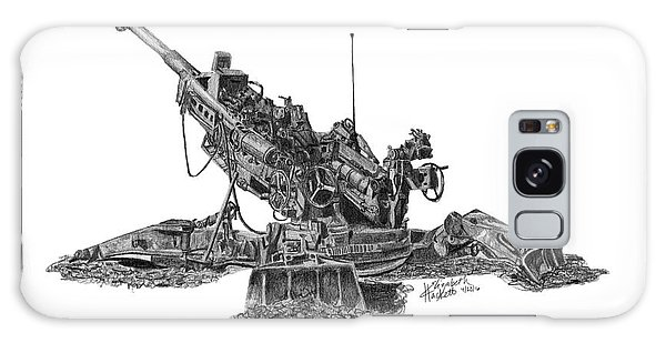 M777a1 Howitzer Galaxy Case