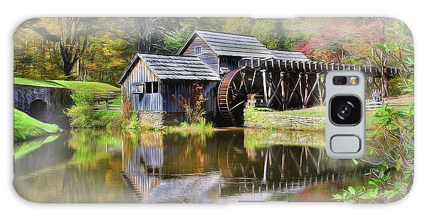 Mabry Grist Mill Galaxy Case