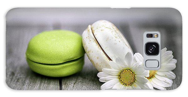 Daisy Galaxy S8 Case - Macarons by Nailia Schwarz
