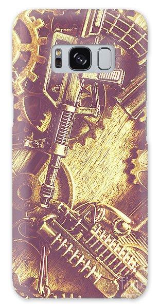 Warfare Galaxy Case - Machine Guns by Jorgo Photography - Wall Art Gallery