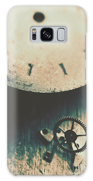 Technology Galaxy Case - Machine Time by Jorgo Photography - Wall Art Gallery