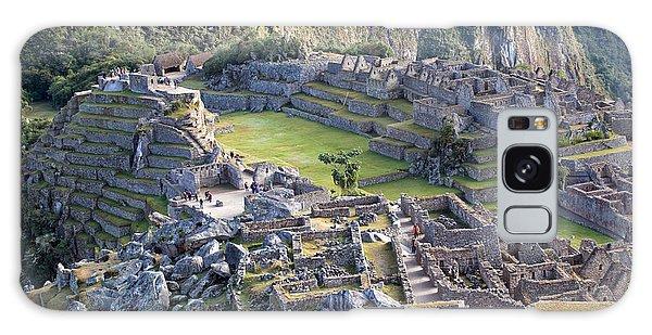 Machu Picchu Inca Ruins Galaxy Case