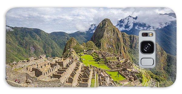Machu Picchu Peru Galaxy Case