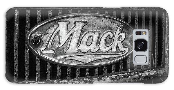 Mack Truck Emblem Galaxy Case