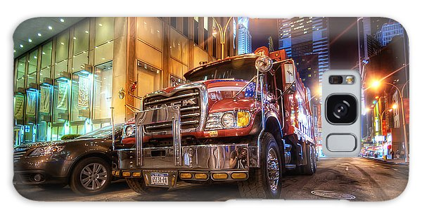Mack Truck Nyc Galaxy Case