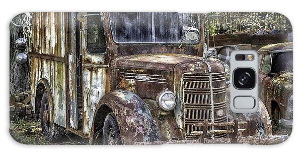 Very Old Mack Truck Galaxy Case
