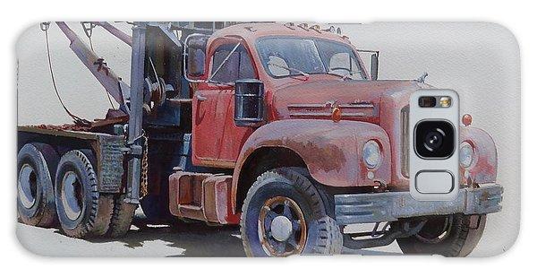Mack Wrecker. Galaxy Case by Mike  Jeffries