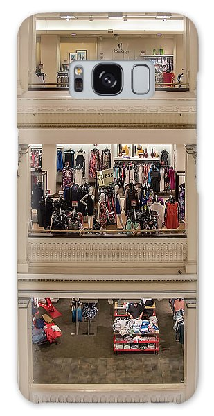 Macy's Department Store Galaxy Case