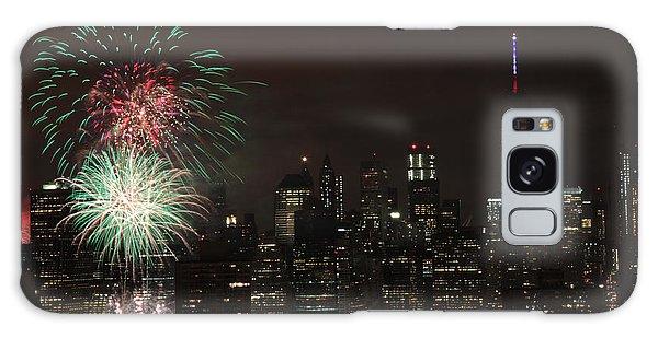 Macy's July 4th 2015 Fireworks-1 Galaxy Case