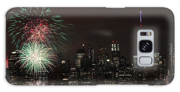 Macy's July 4th 2015 Fireworks-1 Galaxy Case