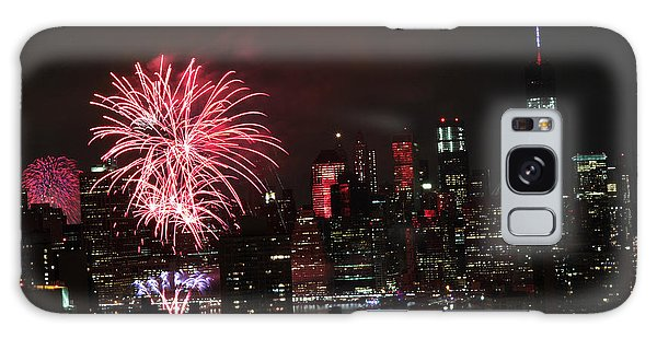 Macy's July 4th 2015 Fireworks-2 Galaxy Case