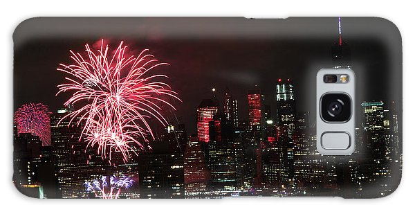 Macy's July 4th 2015 Fireworks-2 Galaxy Case