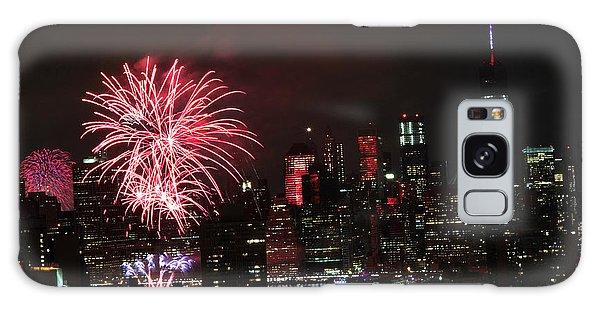 Macy's July 4th 2015 Fireworks-2 Galaxy Case by Steven Spak