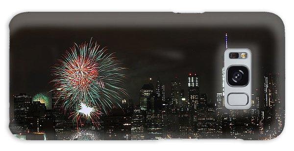 Macy's-july 4th 2015-fireworks-3 Galaxy Case
