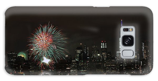 Macy's-july 4th 2015-fireworks-3 Galaxy Case
