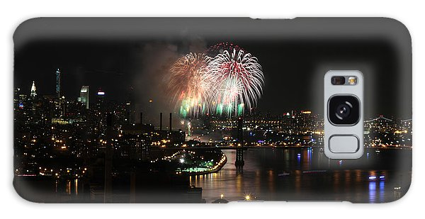 Macy's July 4th 2015 Fireworks-4 Galaxy Case