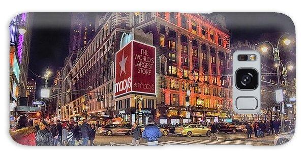 Macy's Of New York Galaxy Case