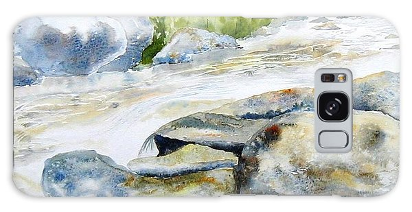 Mad River Rocks Galaxy Case
