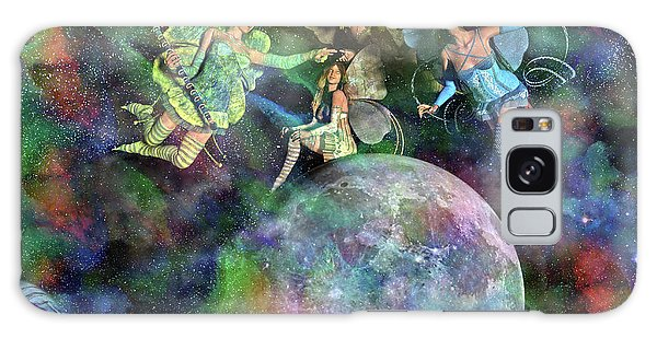 Milky Way Galaxy Case - Mad Wicked Fun by Betsy Knapp