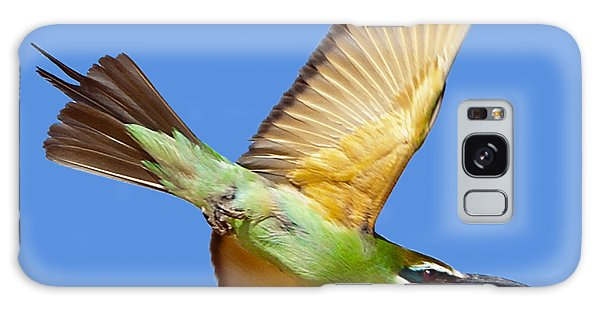 Madagascar Bee-eater T-shirt Galaxy Case