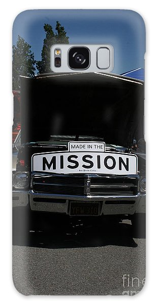 Made In The Mission Galaxy Case