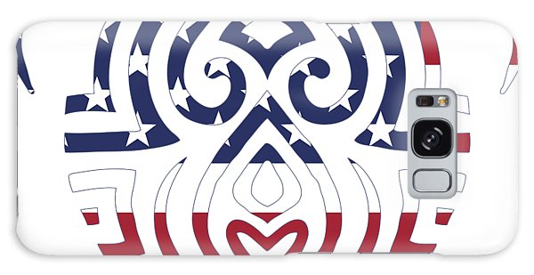 Made In The Usa Tribal Turtle Galaxy Case