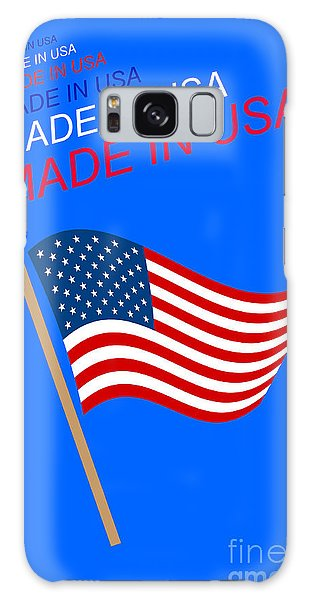 Made In Usa Galaxy Case