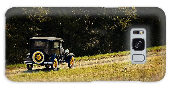 Madison County Back Roads-ford Galaxy Case by Kathy M Krause