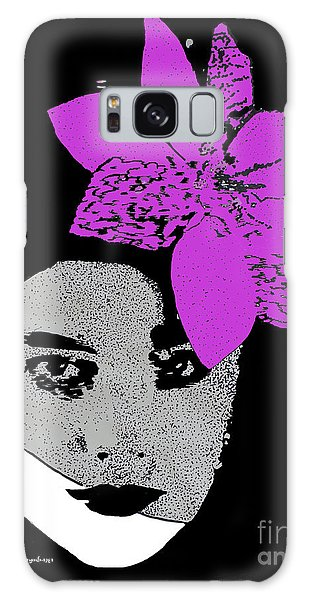 Madonna Girl Galaxy Case