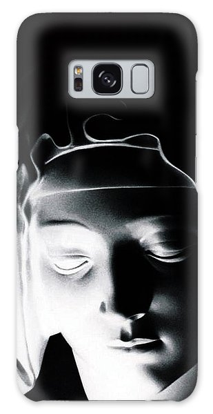 Madonna Galaxy Case by Joseph Frank Baraba