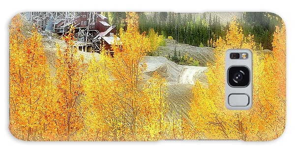 Galaxy Case featuring the photograph Madonna Mine - Monarch Pass - Colorado by Jason Politte