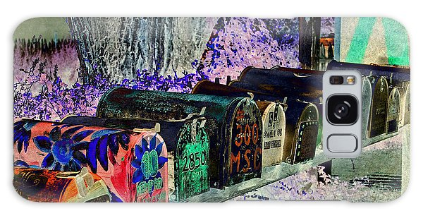Madrid Mailboxes Galaxy Case