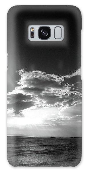 Magheracross Sunset Galaxy Case