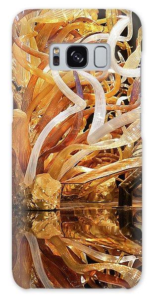 Magic Art In Glass Galaxy Case