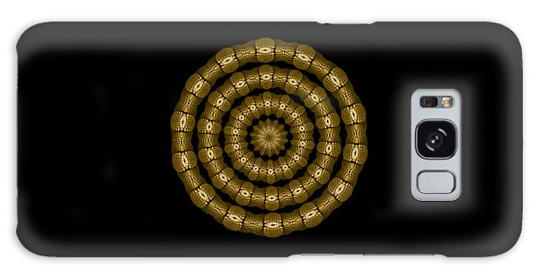 Magic Brass Rings Galaxy Case